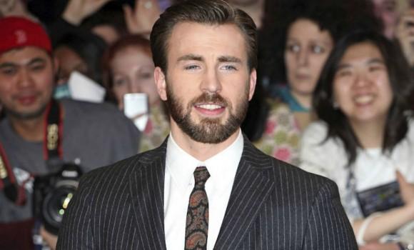 Chris Evans, ecco qualche curiosità sull'attore che interpreta Captain America