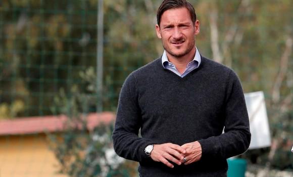 Francesco Totti, la vita del capitano diventerà una serie tv