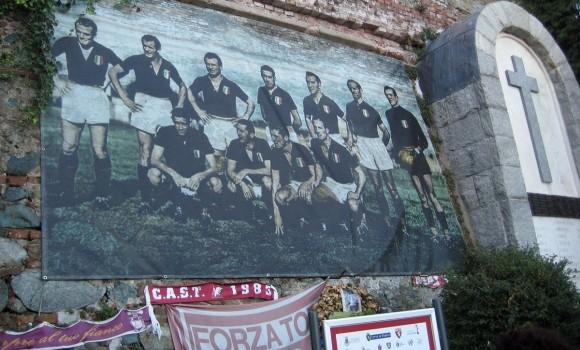 Grande Torino, le celebrazioni tv per i 70 anni dalla tragedia di Superga