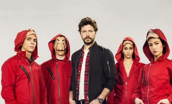 La Casa di Carta 3: Alex Pina, l'ideatore della serie TV, presenta la nuova stagione