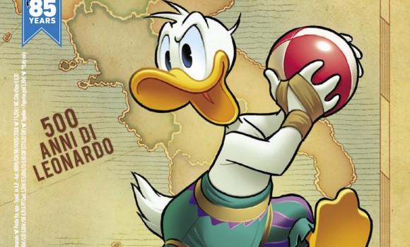 Paperino compie 85 anni: ecco la genesi animata del papero Disney più amato