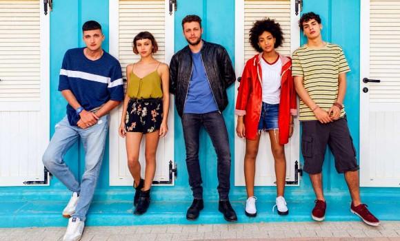 Summertime, arriva su Netflix la serie remake di Tre metri sopra il cielo