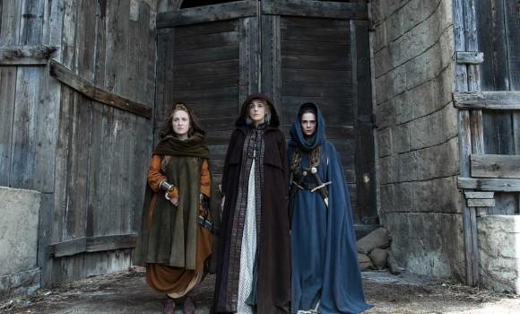 Luna Nera, le prime immagini della serie originale italiana di Netflix