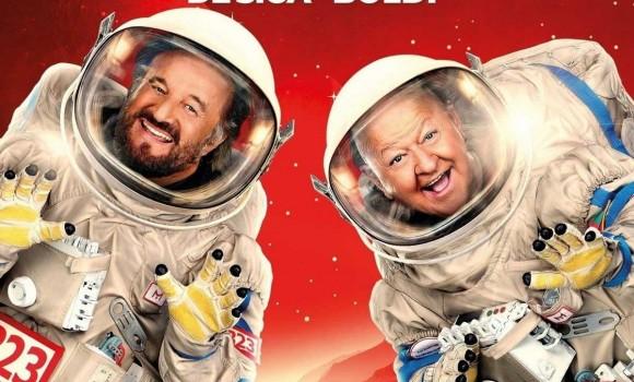 In vacanza su Marte, il cinepanettone di Boldi e De Sica arriva in streaming