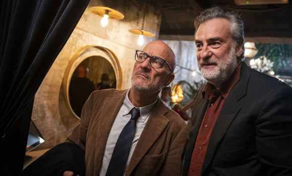 Tutta colpa di Freud, tutto quello che c'è da sapere sulla serie tv con Claudio Bisio