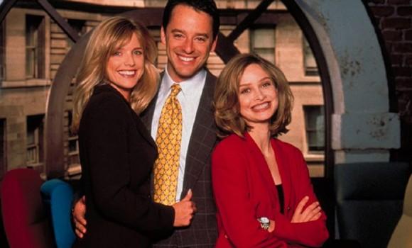 Ally McBeal, 20th Television prepara il revival con Calista Flockhart