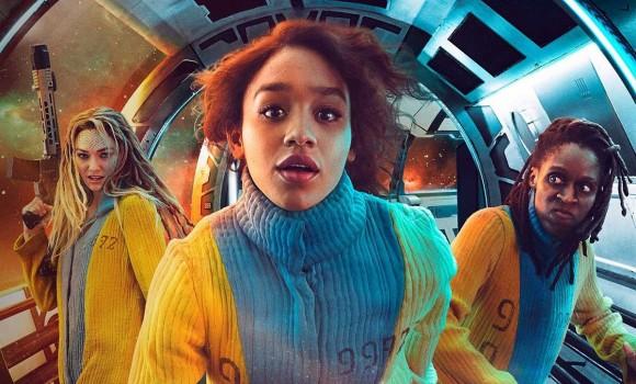Intergalactic, tutto quello che devi sapere sulla nuova serie tv sci-fi Sky