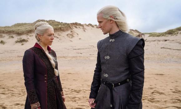 House of the Dragon, le prime (spettacolari) foto del prequel di Game of Thrones