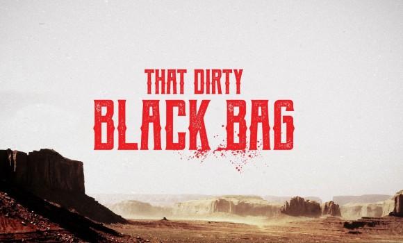 Lo spaghetti western torna in tv con la serie That Dirty Black Bag