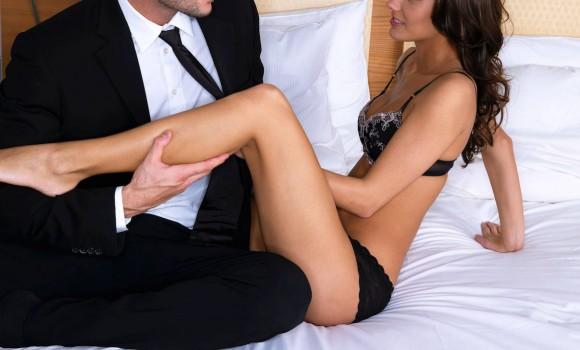Scene di sesso: i trucchi di attori e attrici per girarle
