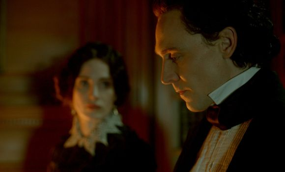 Crimson Peak: nuovissime sequenze dal film