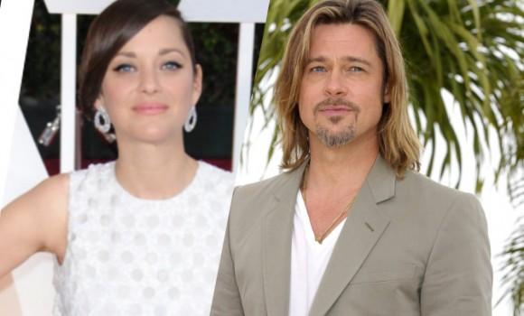 La chiacchierata coppia Brad Pitt e Marion Cotillard nel nuovo trailer di Allied - Un'ombra nascosta