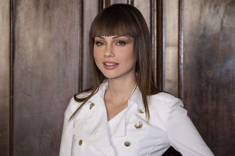 I successi , la carriera e le confessioni dell'attrice Adua Del Vesco