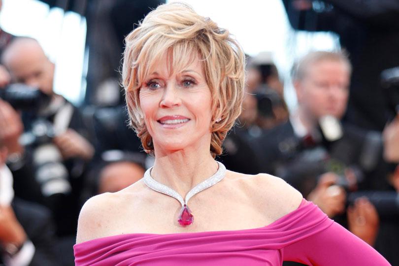Jane Fonda Oscar alla miglior attrice