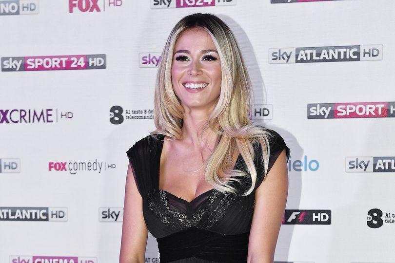 Paola Ferrari, la giornalista tv contro Belen Rodriguez