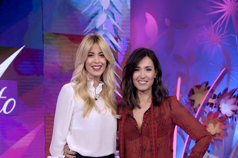 Elena Santarelli e Caterina Balivo