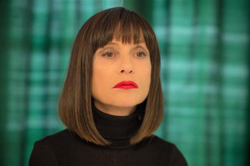 Isabelle Huppert EVA