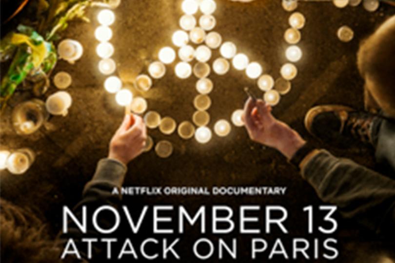 13 novembre 2015: Attacco a Parigi