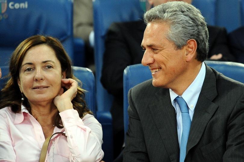 Barbara Palombelli Francesco Rutelli