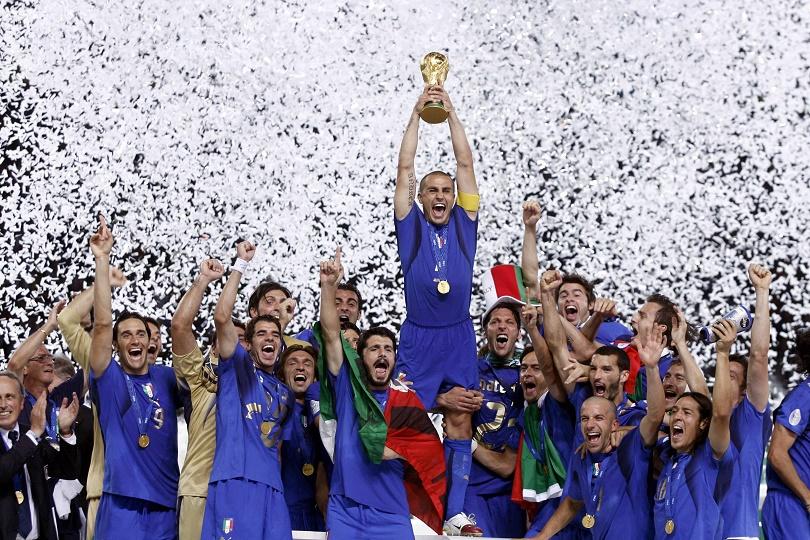Italia Mondiali 2006