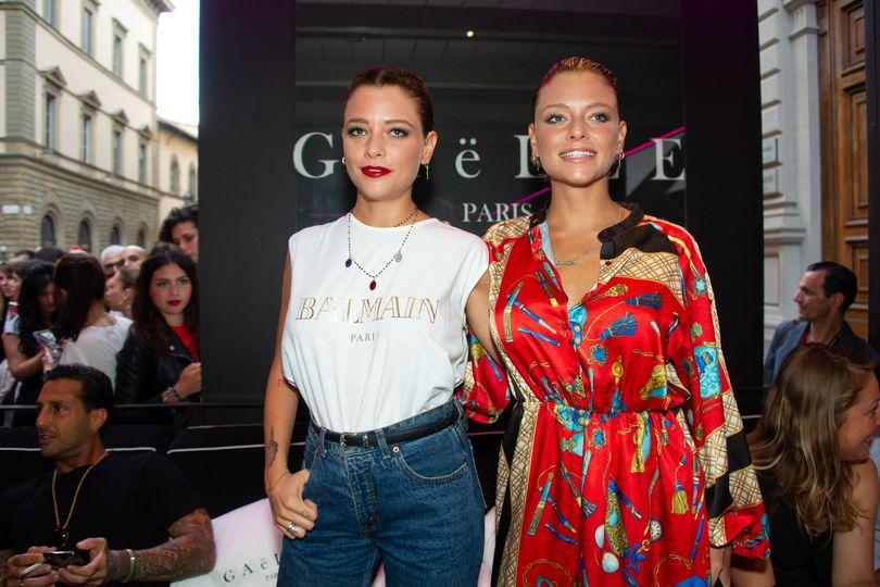 Silvia Provvedi e Giulia Provvedi