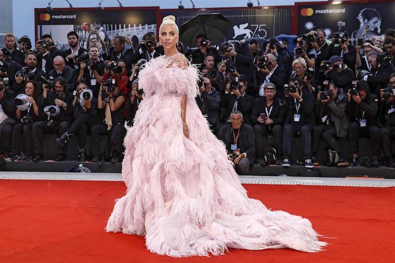 Lady Gaga Venezia 2018