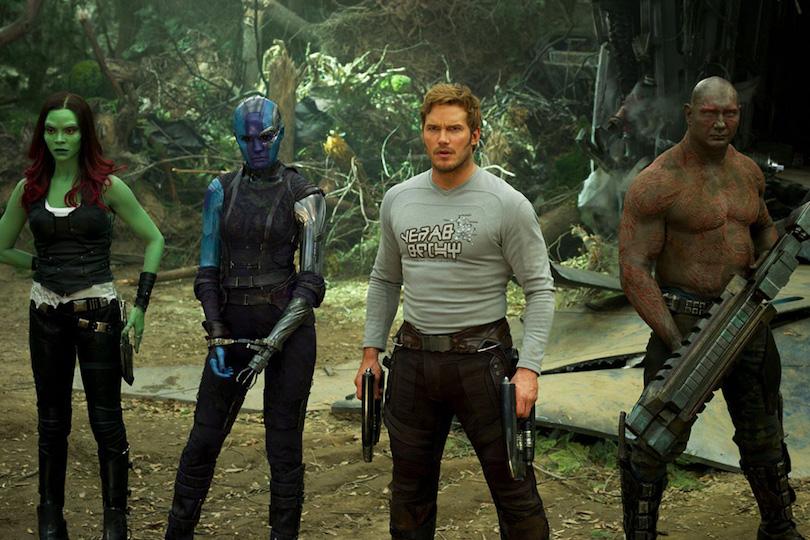 Guardiani della Galassia Vol 2