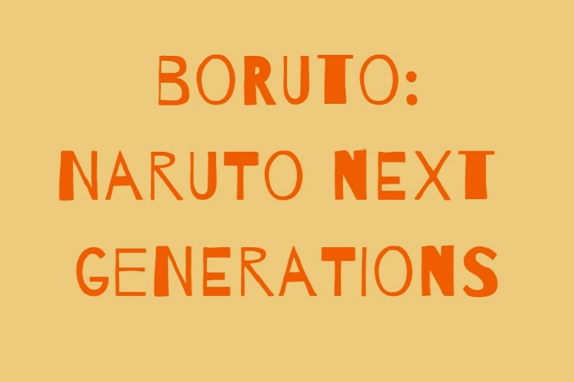 Boruto: The Next Generations