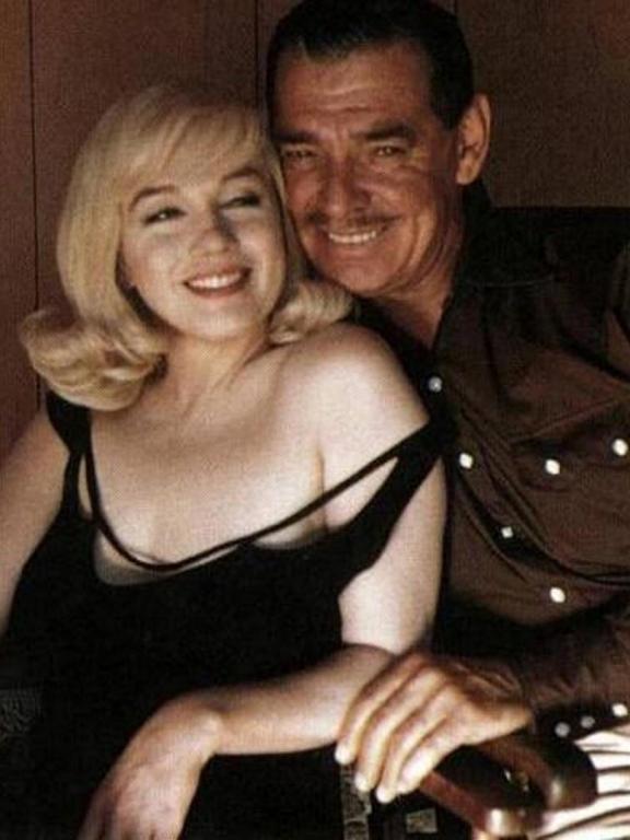 Clark Gable gli spostati