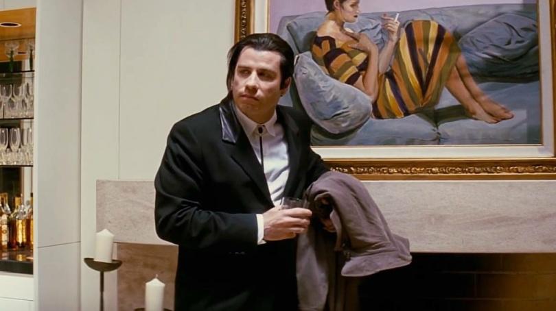 John Travolta Pulp Fiction
