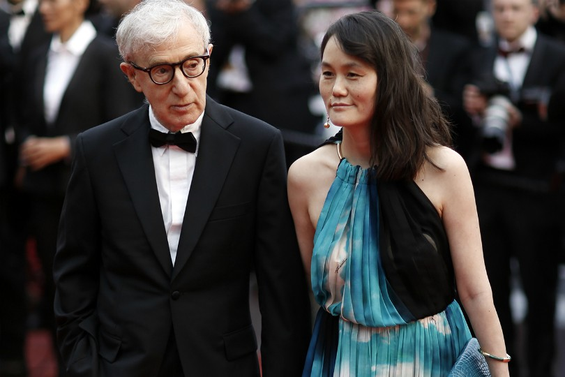 Woody Allen Soon Yi Farrow Previn