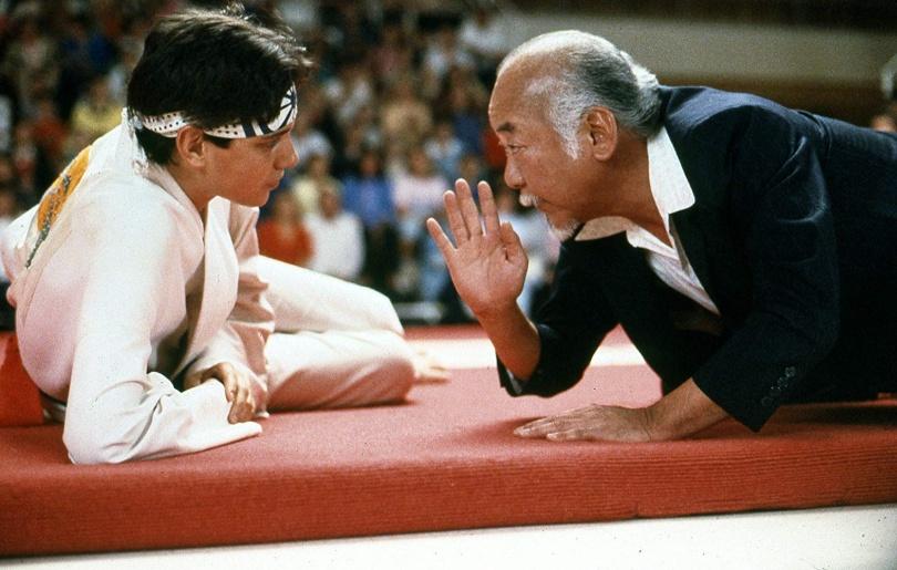IMDB film anni 80 streaming karate kid