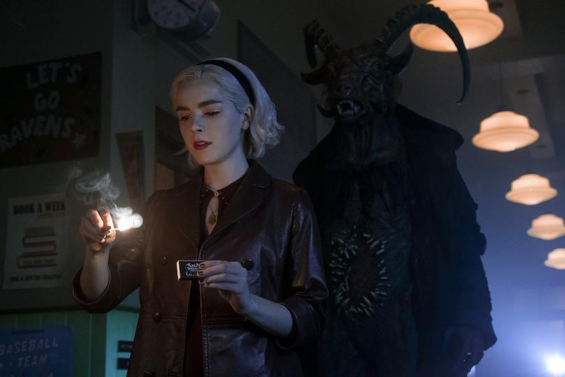 Le terrificanti avventure di Sabrina Parte 2