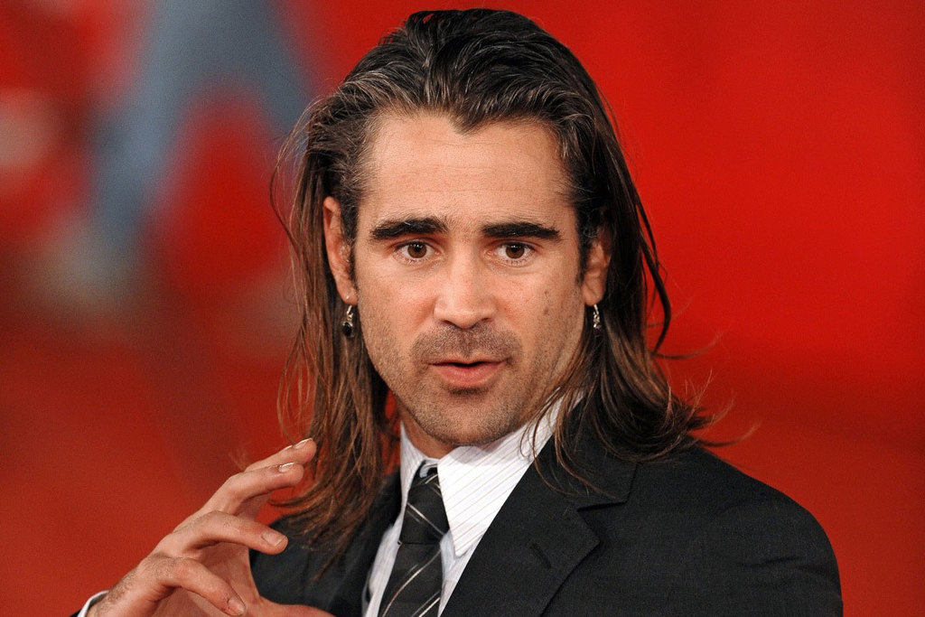 Colin Farrell è un alcolizzato: l'attore rivela la sua dipendenza