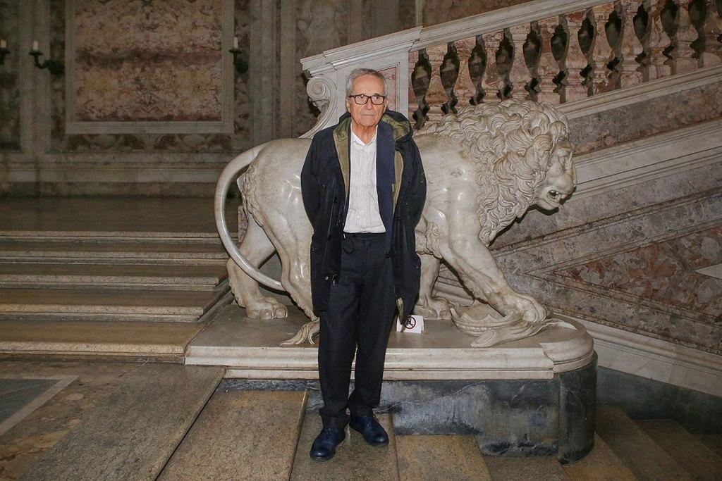 Marco Bellocchio alla Reggia di Caserta