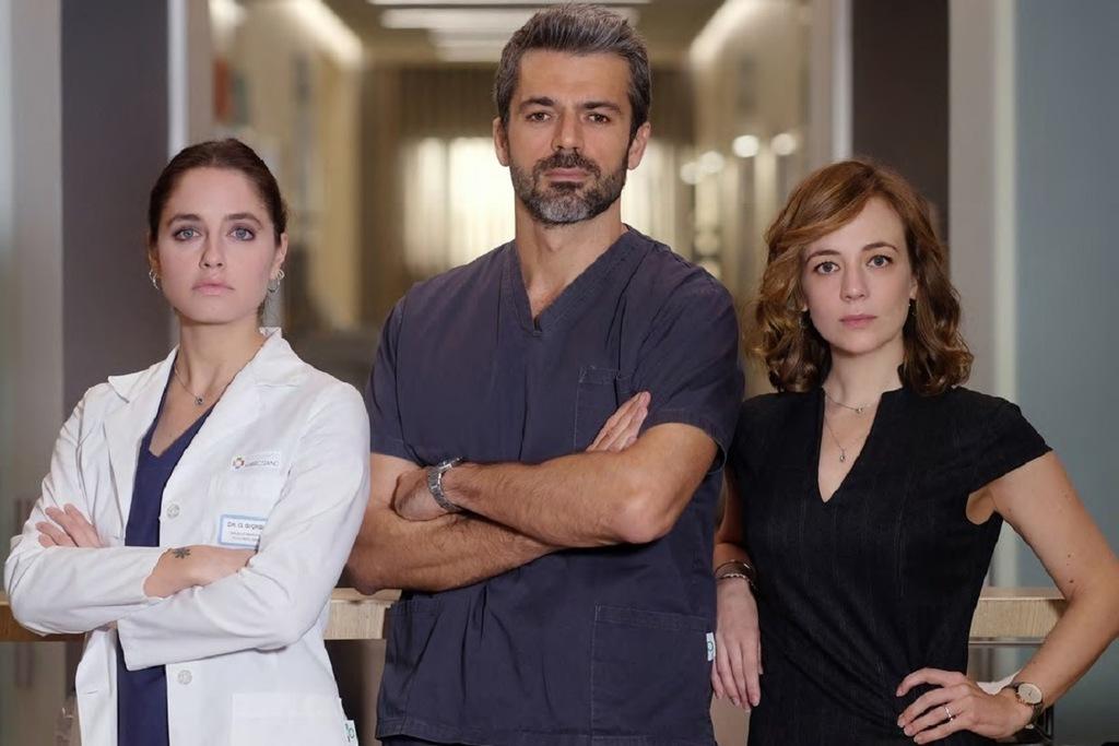Una scena della prima stagione di Doc - Nelle tue mani