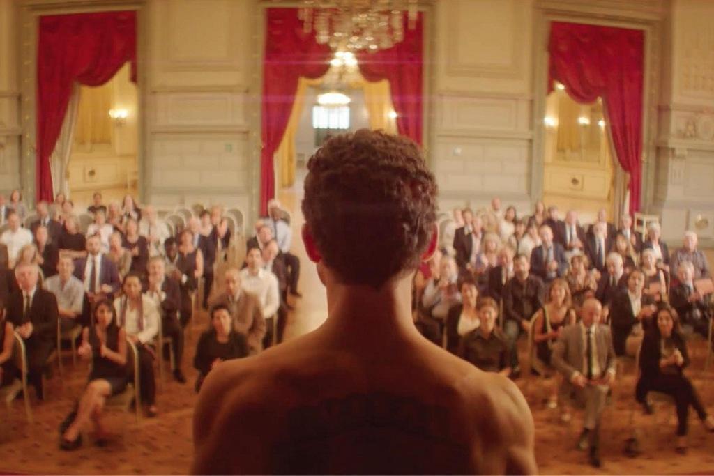 Una scena del film The Man Who Sold His Skin, uno dei titoli selezionati a Venezia 77