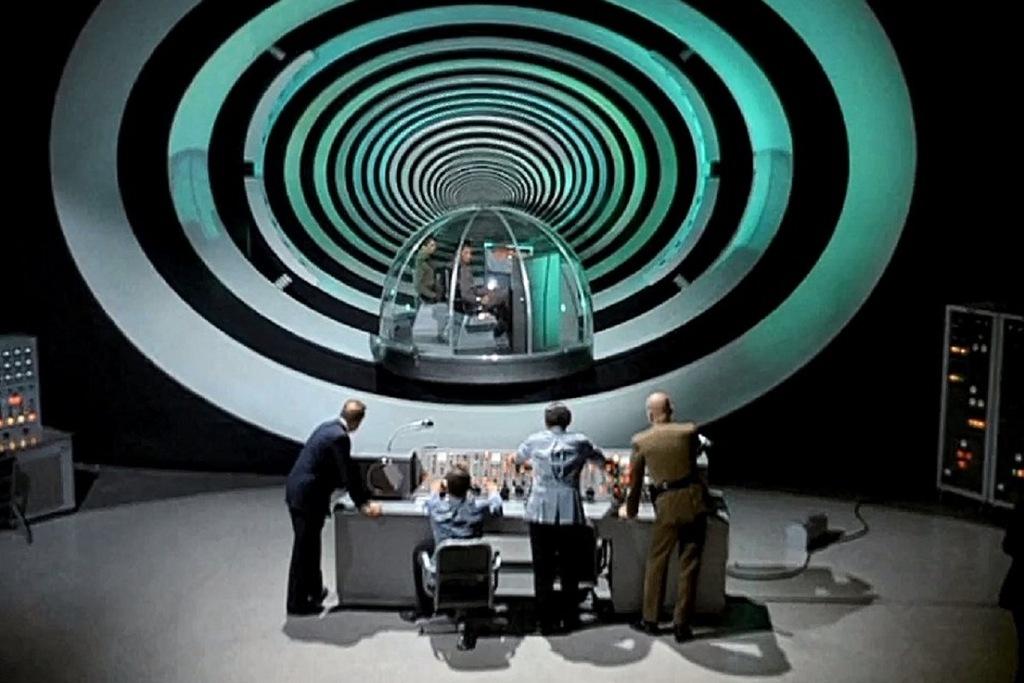 Una scena della serie tv Kronos
