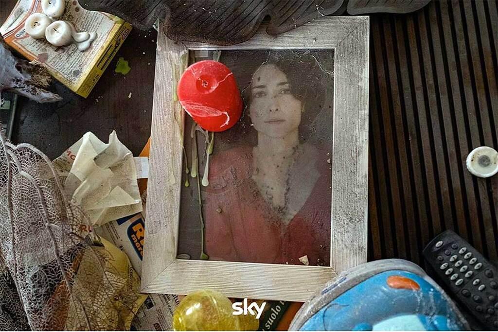 Una scena della serie tv Anna di Niccolò Ammaniti