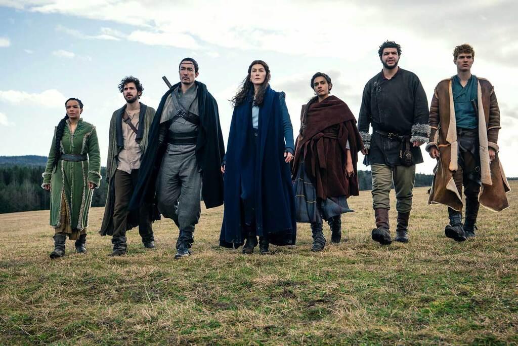 Il cast della serie La Ruota del Tempo