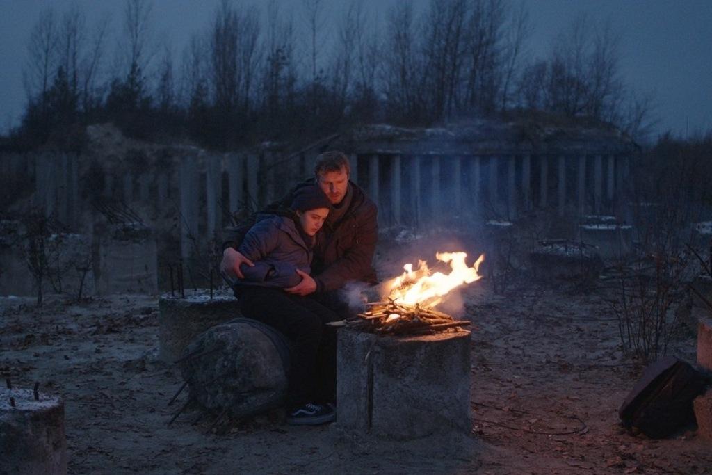 Una scena del film Reflection di Valentyn Vasyanovych