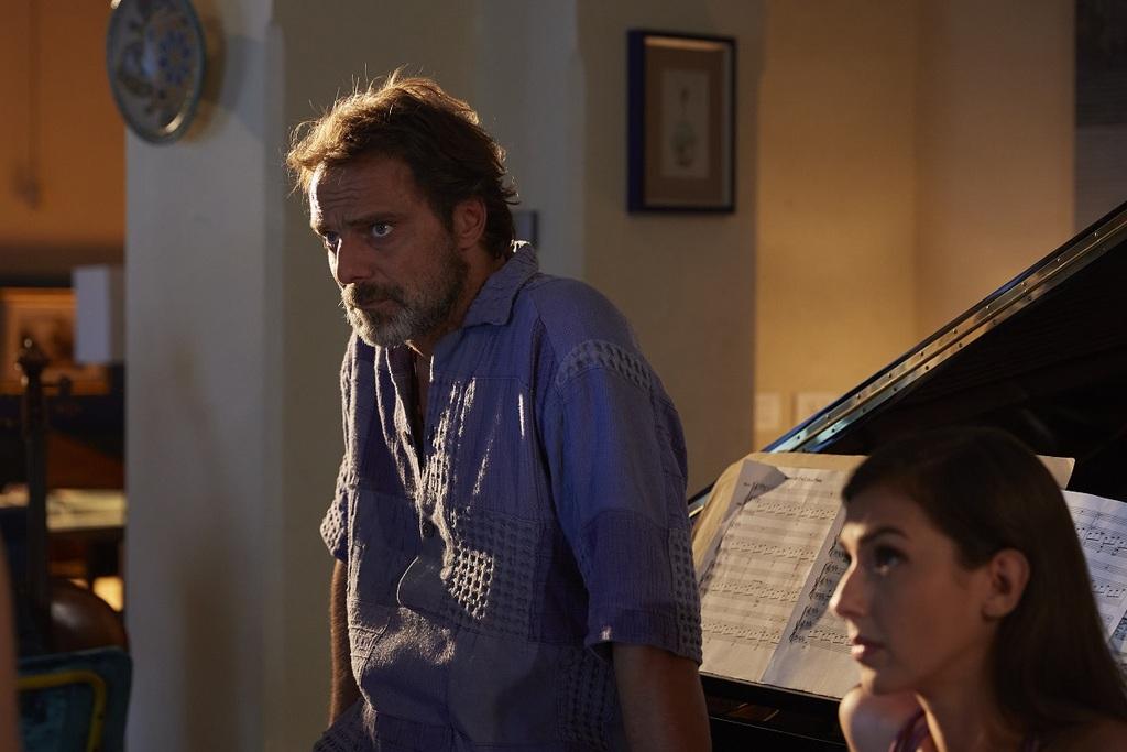 Alessandro Preziosi in una scena del film Mio fratello, mia sorella