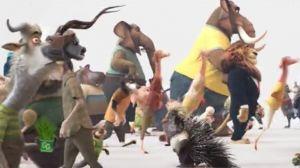 La città utopica degli animali targata Disney è Zootropolis