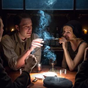 Chi è Zoe Saldana in La legge della notte