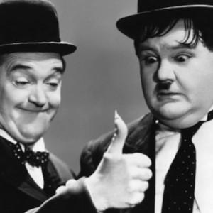 Stanlio e Ollio erano anche delle marionette e si chiamavano Fric e Froc...