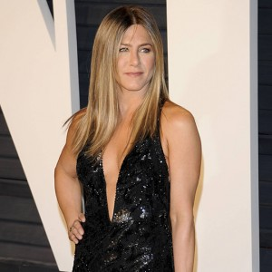 La coppia Jennifer Aniston e Jason Sudeikis al cinema