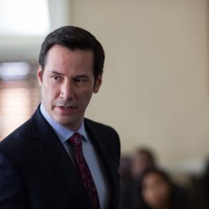 Una Doppia Verità: Keanu Reeves cerca una terribile verità in un'aula di tribunale
