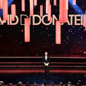 Le star del cinema italiano ai David di Donatello: le foto dal red carpet