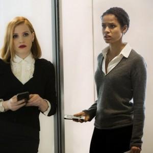 Miss Sloane: le foto ufficiali del film thriller con Jessica Chastain