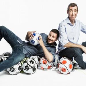 """""""Quelli che il calcio"""" compie 25 anni e festeggia con Luca e Paolo"""
